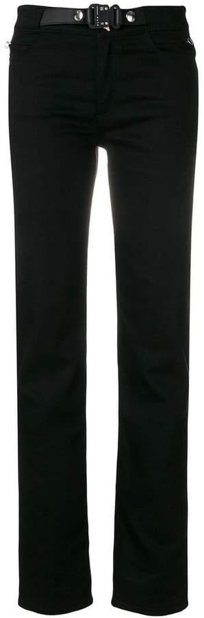 Alyx Gerade Jeans mit mittelhohem Bund