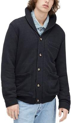 UGG Sherpa Lined Shawl Cardigan - Men's