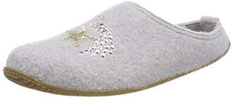 Living Kitzbühel Slipper with application, Women's Open-Back Open Back Slippers,(39 EU)