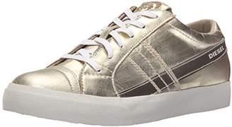 Diesel Women's D-Velows D-String Low W Fashion Sneaker $106.16 thestylecure.com