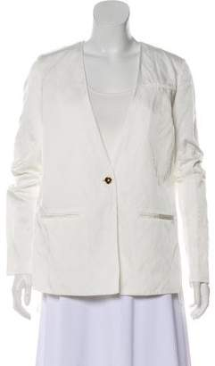 Elizabeth and James Structured Long Sleeve Blazer w/ Tags