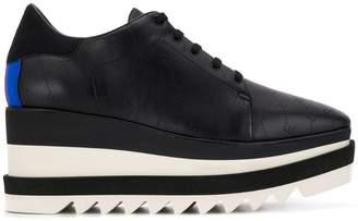 Stella McCartney Sneak-Elyse Monogram sneakers