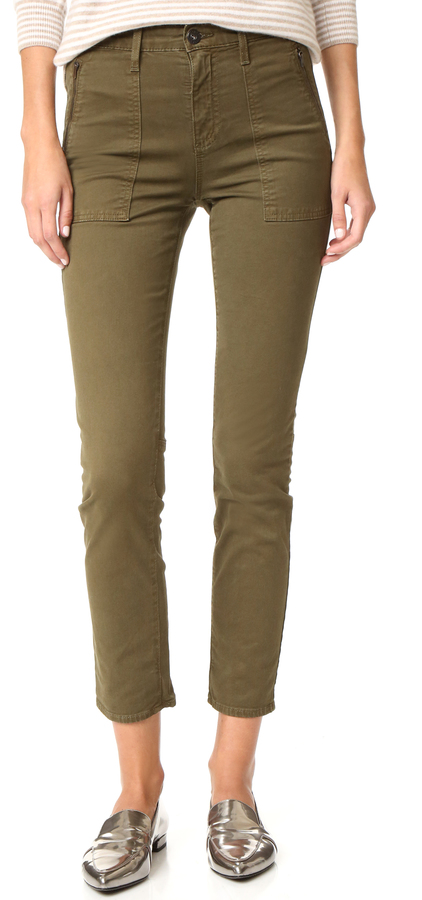 AG JeansAG The Kinsley Utilitarian Modern Skinny Jeans