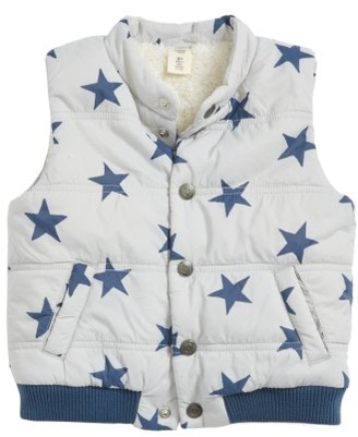 Infant Boy's Tucker + Tate Quilted Puffer Vest $49 thestylecure.com