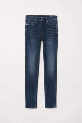 H&M Tech Stretch Skinny Jeans - Blue
