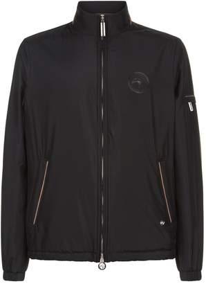 Stefano Ricci Funnel Neck Silk Jacket