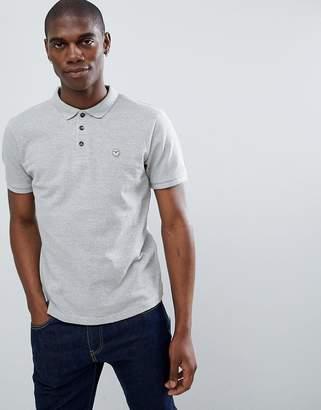 Le Breve Blank Polo Shirt