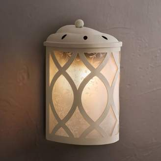 ScentSationals Claire Edison Wall Accent Scented Wax Warmer
