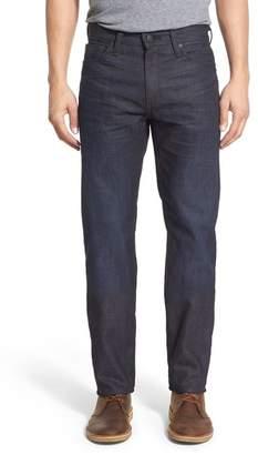 Levi's 513(TM) Slim Straight Leg Jeans (Scraper Dark)