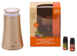 Tower Ultrasonic Essential Oil Diffuser