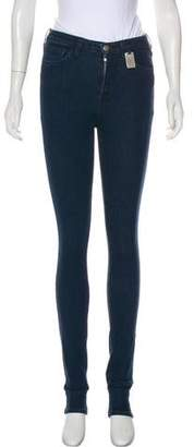 Thomas Wylde Mid-Rise Skinny Jeans
