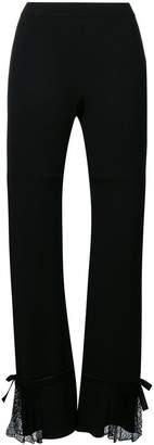 La Perla Citrine trousers