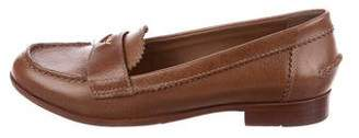 Tory Burch Pennie Leather Loafers