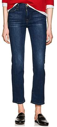 Frame Women's Le High Straight Jeans - Blue
