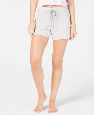 Alfani Brushed Soft Knit Sleep Shorts, Created for Macy's