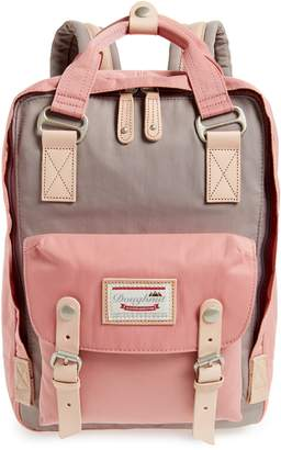 DOUGHNUT Macaroon Colorblock Backpack