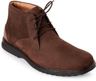 Rockport Brown Premium Class Chukka Boots
