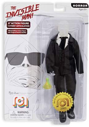 "Mego Horror 8"" Invisible Man Action Figure"