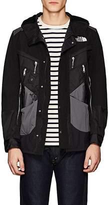 Junya Watanabe Comme des Garçons Men's Patchwork Hooded Jacket