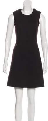 Burberry Wool Blend Dress