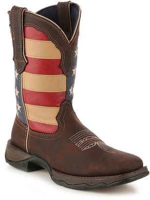 Durango Patriotic Cowboy Boot - Women's
