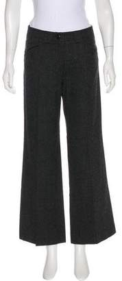Max Mara Weekend Wide-Leg Wool Pants