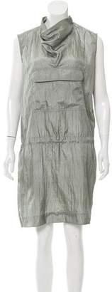 Nomia Sleeveless Knee-Length Dress