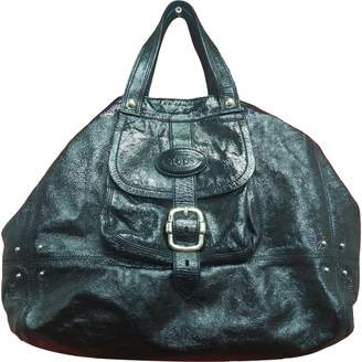 Tod's Black Patent leather Handbags
