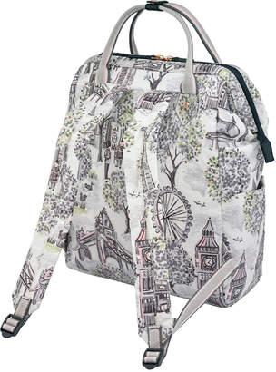 Cath Kidston London Toile Frame Backpack