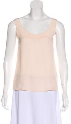 Jenni Kayne Sleeveless Silk Top