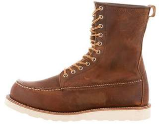 Red Wing Shoes Classic Round-Toe Boots w/ Tags