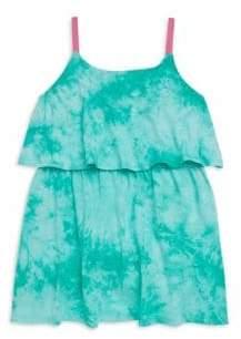 Splendid Toddler's, Little Girl's& Girl's Tie Dye Cami Dress