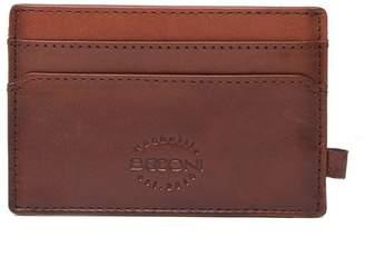 Boconi Phillip ID RFID Leather Card Case