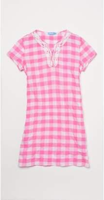 J.Mclaughlin Girls' Rhett Dress in Gingham