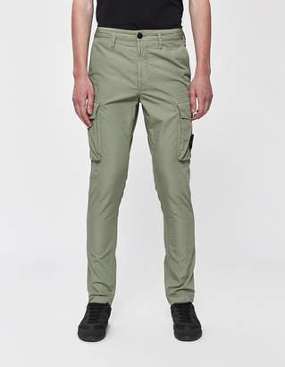 Stone Island Cotton Ripstop Pant in Sage