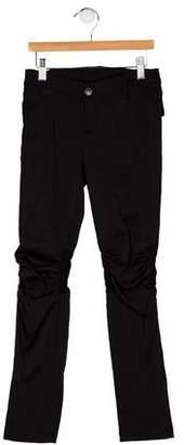 Ikks Girls' Four Pocket Pants