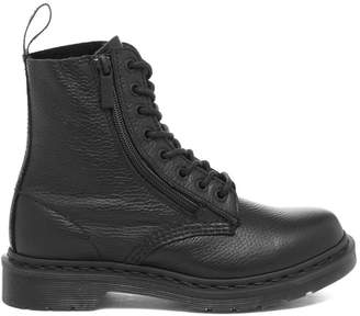 Dr. Martens Women's Pascal Aunt Sally Leather Xip 8-Eye Boots
