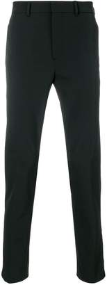 Prada zip cuff tailored trousers