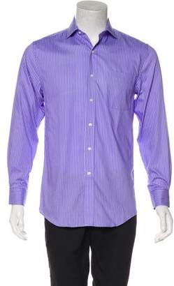 Tommy Hilfiger Striped Dress Shirt w/ Tags