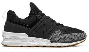 New Balance 575 Sport Suede Sneakers