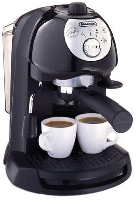 De'Longhi Delonghi Pump Driven Espresso And Cappuccino Maker