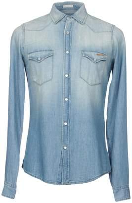 Roy Rogers ROŸ ROGER'S Denim shirts - Item 42639838TU