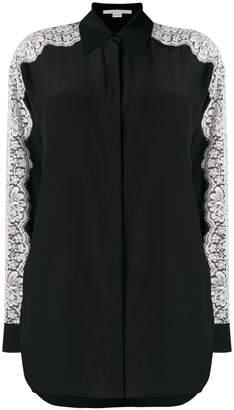 Stella McCartney lace-embroidered shirt