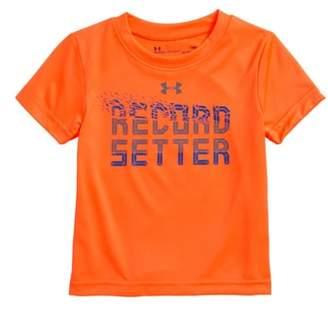 Under Armour Record Setter HeatGear(R) T-Shirt