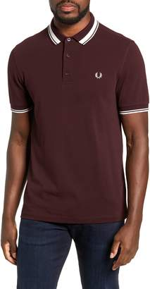 Fred Perry Contrast Collar Polo Shirt