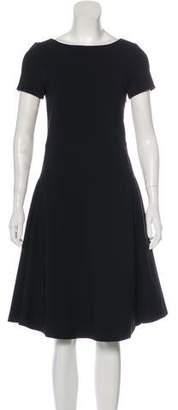 Prada A-Line Knee-Length Dress