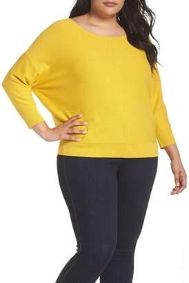 ba24d3ec9f5 Sejour Yellow Women s Plus Sizes - ShopStyle