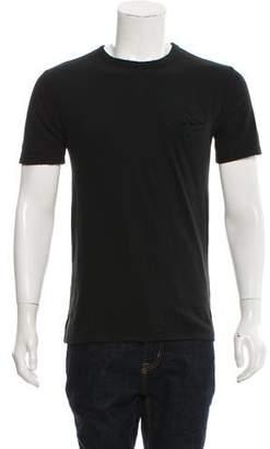Alexander Wang Distressed Pocket T-Shirt