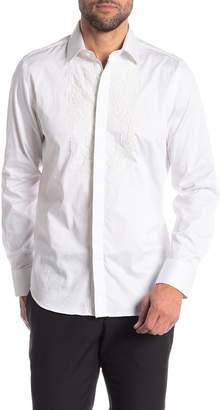 TR Premium Lace Front Modern Fit Dress Shirt
