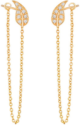 Ariana Rabbani 14K 0.22 Ct. Tw. Diamond Earrings